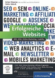 """Rezension des Sachbuchs """"Erfolgreiche Websites"""""""