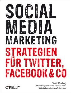 Social Media Marketing - Sachbuch O'Reilly-Verlag