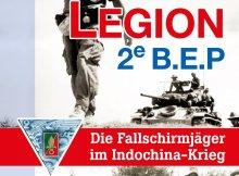 Die Legion 2e B.E.P. - Die Fallschirmjäger im Indochina-Krieg
